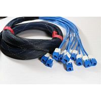Pre Terminated Fiber Optic Cable Assemblies at FalconTech