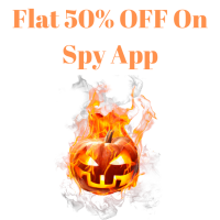 BlurSPY Has Halloween Limited Offered 50% Discount Sale on Its All