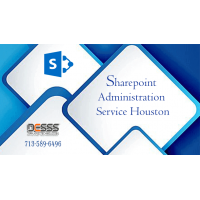 Sharepoint administration service houston