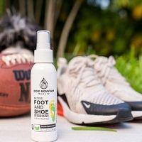 Foot and Shoe Deodorizer With Tea Tree Oil Natural Spray