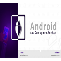 Top Android App Development company- SysBunny