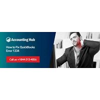 How to Fix QuickBooks Error 1334?