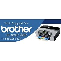 Brother Printer Support Number USA +1-833-2285228