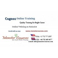 Best Cognos Online Training Classes by Monstercourses
