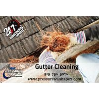 Best Raleigh Gutter Cleaning Service by Peak Pressure Washing