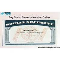Buy Social Security Number Online