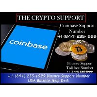 Coinbase Customer Support +1 (844) 235-1999 Tollfree Number.