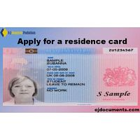 Apply for a residence card