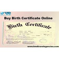 Birth Certificate Online For Sale