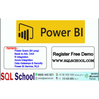 Best Project Oriented Online Training On Power BI