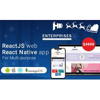 Xmas Offer: React Native E-Commerce App at affordable prices