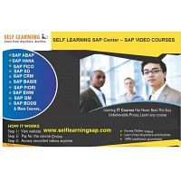 Selflearningsap is a leading Self Based IT Training Course provider for the IT Solutions like..