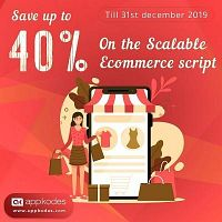 Versatile ecommerce script with awe-inspiring offers