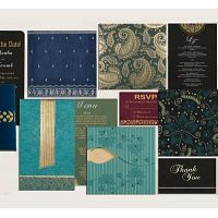 Custom Wedding Invitations by IndianWeddingCards