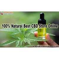 100% Natural Best CBD Store Online