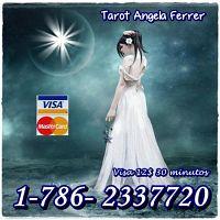 Tu porvenir esta aquí. Oferta Tarot Visa 6 dólares 10 minutos. Los mejores videntes.