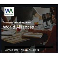 World Alliances Ofrece los Servicios