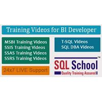 MSBI  Real Time Video Training @ SQL School