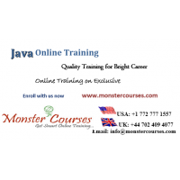 EJB Online Training Classes by Monstercourses