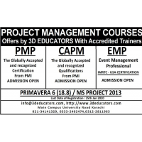 PROJECT MANAGEMENT PROFESSIONAL Exam Preparation