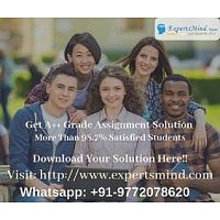 Struggling to Complete University Assignments – Visit Expertsmind!