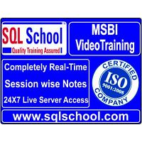 MSBI Practical Video Training @ SQL School
