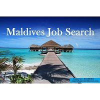 Are you search for a job in the Maldives?