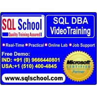 Best Video Training On SSAS @ SQL School