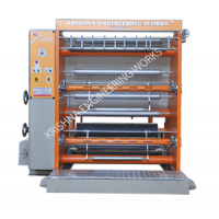 Inspection Doctoring Slitting Machine, Slitting Rewinding Machine