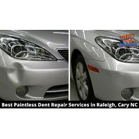 Best Paintless Dent Repair Services in Raleigh, Cary NC
