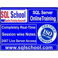 Real Time Online Training On SQL Server @ SQL School