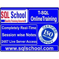 Real Time Live Online Training On SQL Server @ SQL School