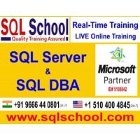 Project Oriented SQL DBA  Practical Online Training @ SQL School