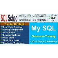 Best Project Oriented Classroom Training On My SQL