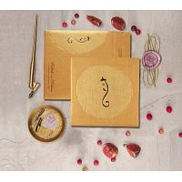 Traditional Ganesha Wedding Cards
