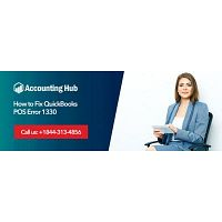 How to Fix QuickBooks POS Error 1330