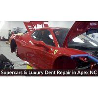 Luxury & Supercars Dent Repair in Apex NC