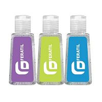 Get Personalized Hand Sanitizer to Advertise Brand
