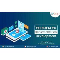 Top Telehealth App Development in USA | SISGAIN