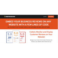 Embed Your Business Reviews On Your Website From Google