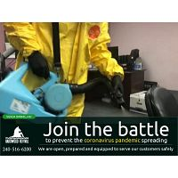 Professional Disinfection & Sanitation Services in Washington, D.C.