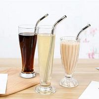 Advertise Brand With Promotional Stainless Straws