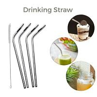 Buy Promotional Stainless Steel Straws to Boost Brand
