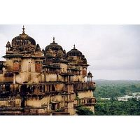 Tourist Places Orchha