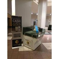 Gold Cube– ATM Sell unwanted gold and silver bars and coins for cash