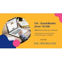 Resolve QuickBooks Error 15106 - While Updating QuickBooks