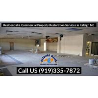 Residential & Commercial Property Restoration Services in Raleigh NC