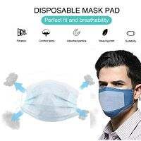 Buy Disposable Face Mask Pad at Wholesale Price