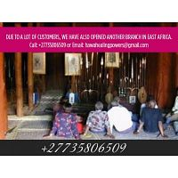 QUEEN OF AFRICAN SPIRITUAL HERBALIST HEALERS & NATIVE HEALERS +27735806509