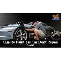 Quality Paintless Car Dent Repair Service in Cary NC
